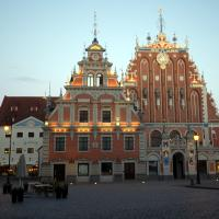 Riga, House of the Blackheads
