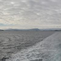 Snaefellsnaes peninsula, ferry to the Western fjords